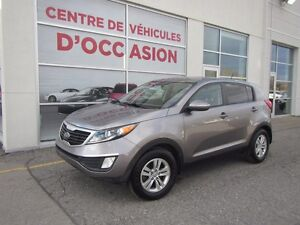 2013 Kia Sportage LX ONE OWNER