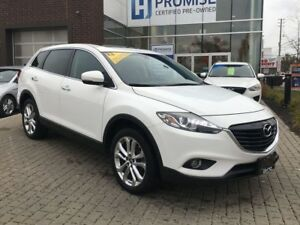 2013 Mazda CX-9 GT NEW ARRIVAL! LOW KILOMETERS! ONE OWNER, NO...