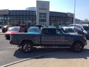 2016 Toyota Tacoma LIMITED- RUNNING BOARDS,LEATHER,SUNROOF & MOR