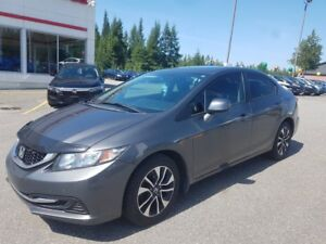 2013 Honda Civic Sdn EX TOIT OUVRANT PNEUS NEUFS