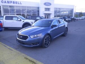 2018 Ford Taurus SHO Former Campbell's Demonstrator