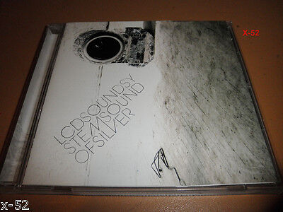 LCD SOUND SYSTEM cd SOUND OF SILVER james murphy TIME TO GET AWAY someone great ()