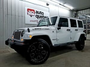 2017 Jeep Wrangler Unlimited Smoky Mountain / 2 Toit / Cuir /
