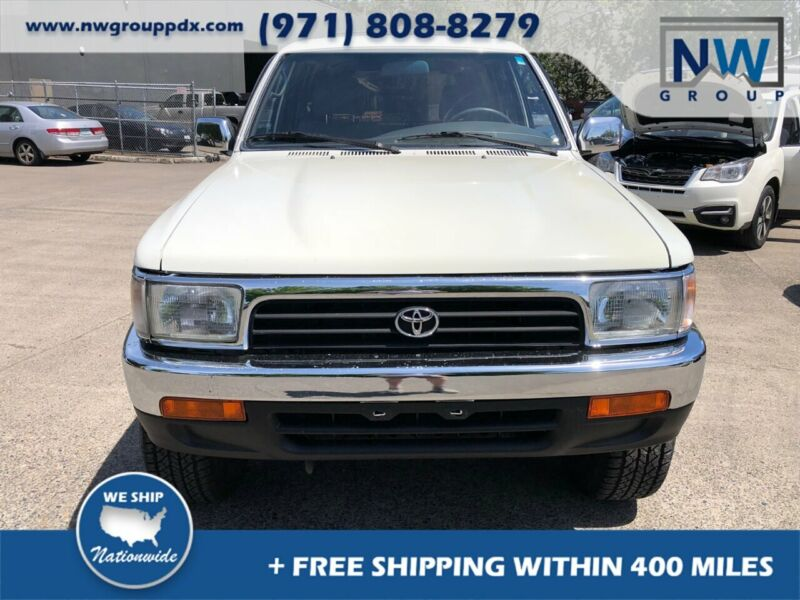 toyota 4runner 1995 for sale exterior color white toyota 4runner 1995 for sale exterior