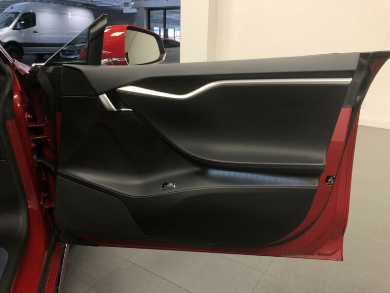 Image 24 Coche Americano usado Tesla Model S 2017