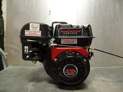 Predator 212cc Mini Bike & Go-Kart Throttle Linkage