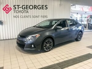 2014 Toyota Corolla S,TOIT OUVRANT, MAGS