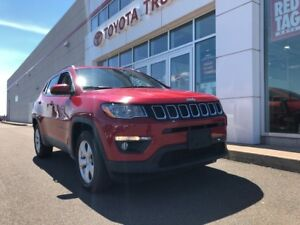 2018 Jeep COMPASS LATITUDE NORTH North