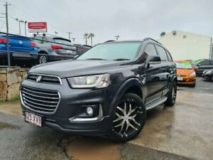 2016 Holden Captiva CG MY16 LT AWD Grey 6 Speed Sports Automatic Wagon Kedron Brisbane North East Preview