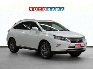 2014 Lexus RX 350 4WD Navigation Leather Sunroof Backup Cam