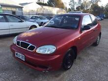 1997 Daewoo Lanos St Agnes Tea Tree Gully Area Preview