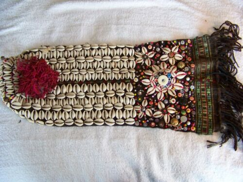 OLD AFGHANI ELABORATE WEDDING HEAD DRESS
