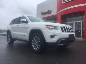 2016 Jeep Grand Cherokee Limited LOW LOW KMS
