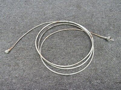 """Used, 486-534 Piper PA34-200 Cable Assy Tachometer LH (L: 137.50"""") (SPF) for sale  Greeley"""