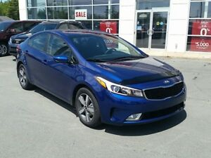 2018 Kia Forte LX+ New Forte deal. Auto, camera, air, heated...