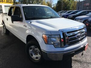 2010 Ford F-150 XLT/4D/AUTO/4WD/6 SEATER/QUAD CAB/DRIVES NEW