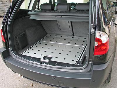 BMW X3 Typ E83/X83 Aluminium-Ladefläche 2-tlg. MPE ()