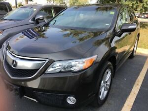 Excellent condition Acura RDX with Acura warranty