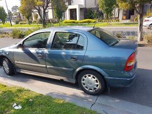 01 Holden Astra Auto. Cheap!! Oakleigh South Monash Area Preview