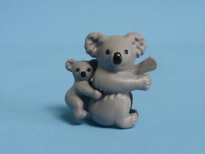 Playmobil Koala Bear (s) mother & baby Animals for Zoo Safari Wildlife NEW