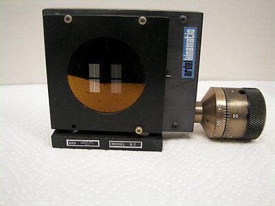 Ardel Kinamatic Optical Mirror Mount Ncr B-2 Platform Laser Phonics Newport