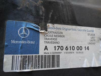 NEW OEM Mercedes SLK 230 Crossfire Rear Cross Member 1706100014 SHIPS TODAY