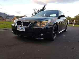 BMW 530i E60 MSport Luxury - Low Km's, Auto, Long Rego #MUST SEE! Hobart CBD Hobart City Preview