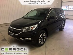 2016 Honda CR-V Touring TOURING-BACK UP CAMERA-SUNROOF-LEATHER