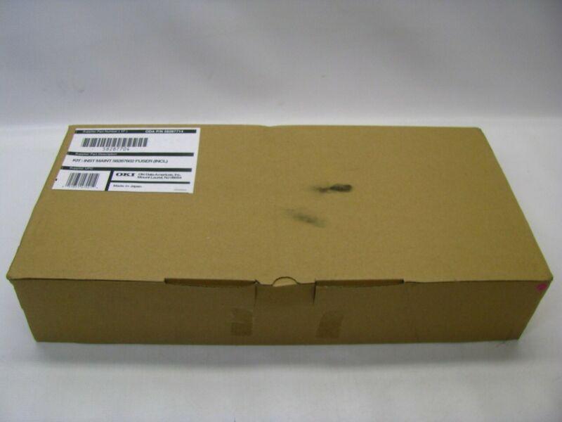 OKI 58287602 Fuser Maintenance Kit *New Sealed*