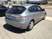 2007 Subaru Impreza Hatchback AWD AUTO FREE 1 Year Warranty Wangara Wanneroo Area Preview