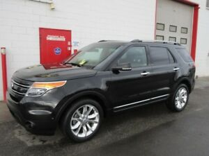 2015 Ford Explorer AWD Limited ~ 78,000kms ~ LOADED! ~ $29,999