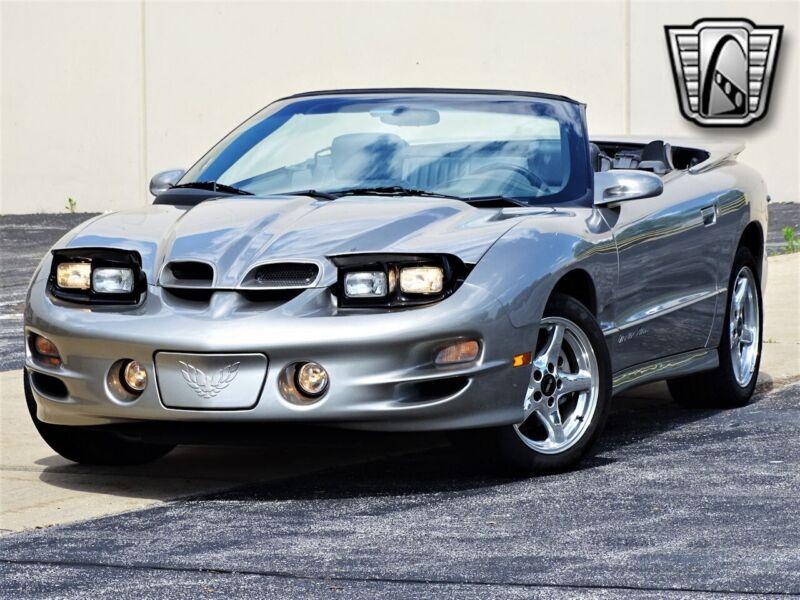 Image 10 Voiture Américaine d'occasion Pontiac Trans Am 1999