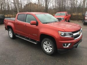 2016 Chevrolet Colorado 4WD LT ONLY 31000 km