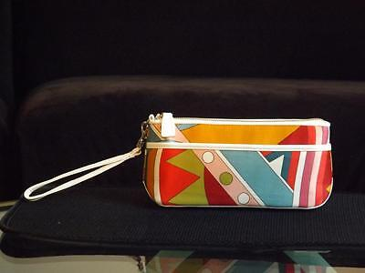 NWOT Isabella Fiore Abstract Multi Color Wrislet