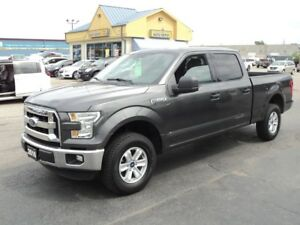 2016 Ford F-150 XLT SuperCrew 5.0L 6ftBox