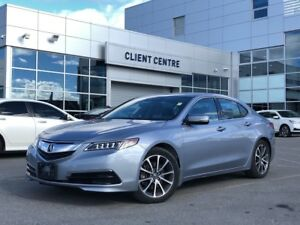 2015 Acura TLX V6 Tech Acura Certified!
