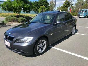 2008 BMW 320i E90 Executive 108Kms Grey 6 Speed Automatic Sedan Arundel Gold Coast City Preview