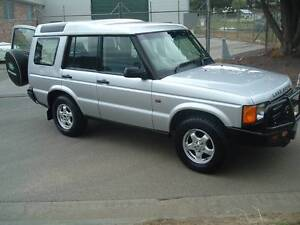 MY03 Discovery TD5 Auto Wagon Claremont Glenorchy Area Preview