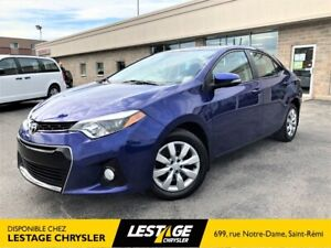 2014 Toyota Corolla S MAGS | A/C | CAMERA REC | SIEGES CHAUFFANT