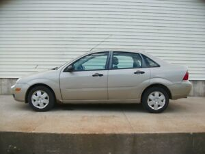 2007 Ford Focus AUTOMATIC LOW MILEAGE GREAT CAR