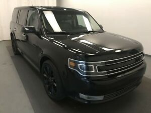 2018 Ford Flex Limited AWD, 8 PASSENGER, HEATED LEATHER, SUNROOF