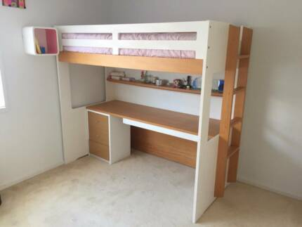Snooze Brand Queen Size Storage Bed Beds Gumtree Australia The