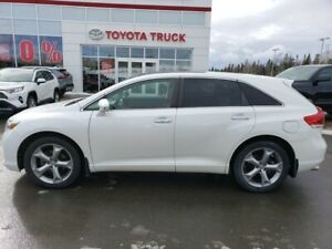 2014 Toyota Venza Limited What a feeling. Toyota.