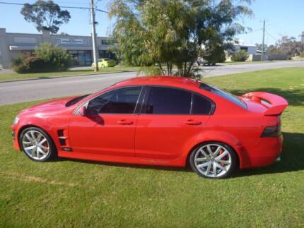 2007 Holden ** VE HSV CLUBSPORT R8** IMMACULATE 398.5 HP !!