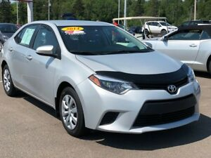 2014 Toyota Corolla LE WOW as low as $99 Bi Weekly!