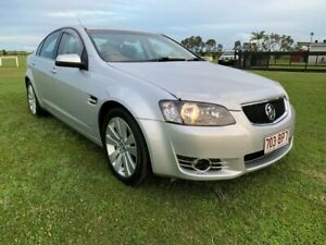 2012 Holden Commodore VE II MY12.5 Z Series Silver 6 Speed Sports Automatic Sedan Woongoolba Gold Coast North Preview