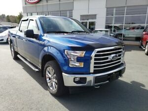 2017 Ford F-150 5.0lt V8. Crew. New tires. 1 owner trade in.