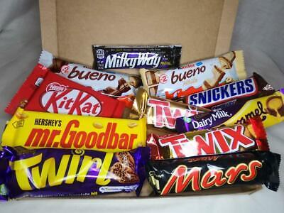 MULTIPACK (5) Chocolate Lovers Assorted Chocolate Box/Hamper Bar Cadbury Nestle
