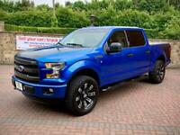 2016 Ford F150 Limited FXR 5.0 V8 Great Truck And Similar Required Today !!!