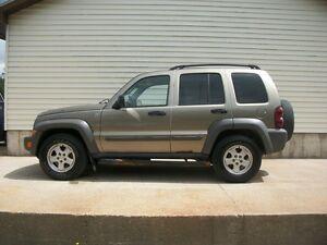2007 Jeep Liberty NICE 4X4 SUV